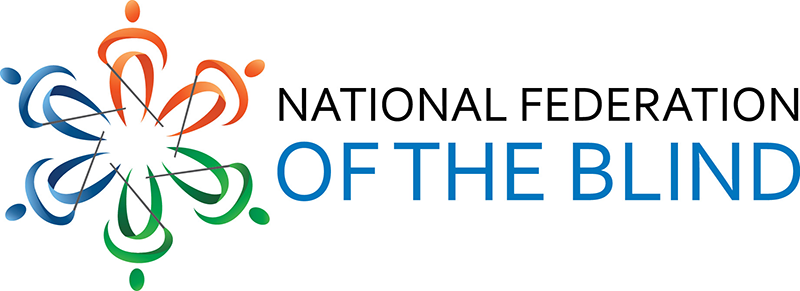 National Federation of the Blind. Click to return to Homepage.