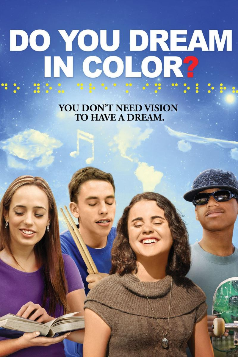 Do You Dream in Color? Movie Poster