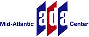 Mid-Atlantic ada Center logo