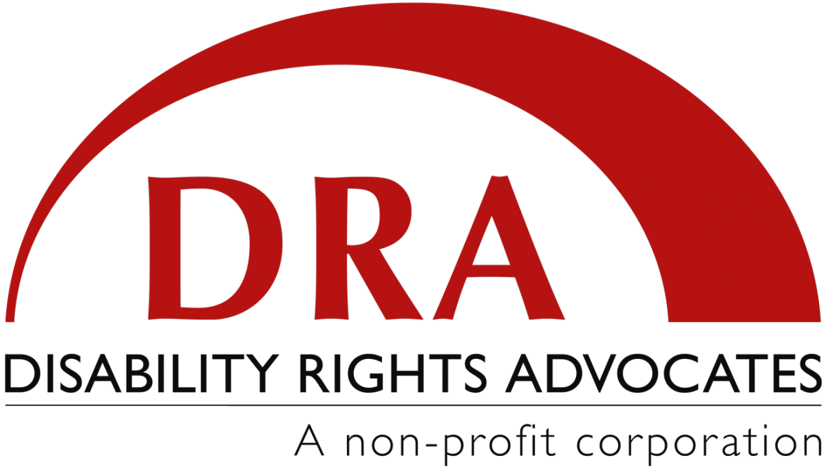 Disability Rights Advocates logo
