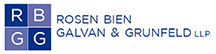 Rosen Bien Galvan and Grunfield LLP Logo