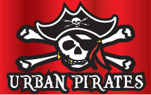 Urban Pirates Logo