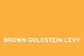 Brown, Goldstein and Levy logo