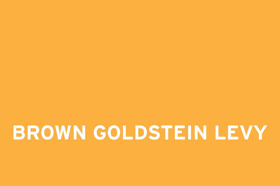 Brown Goldstein Levy logo