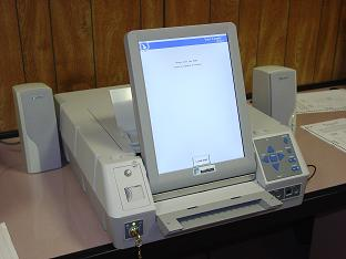 ES&S Automark (accessible voting machine)