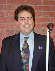 Mark A. Riccobono, Executive Director, National Federation of the Blind Jernigan Institute