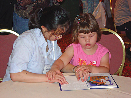 Learn to read braille online classes